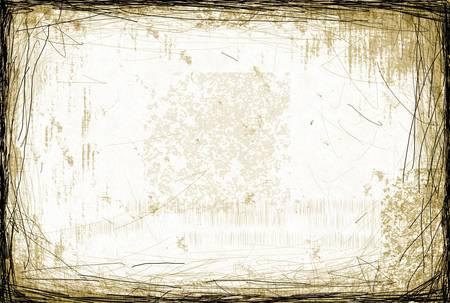 grimy: Grunge Scratched Background
