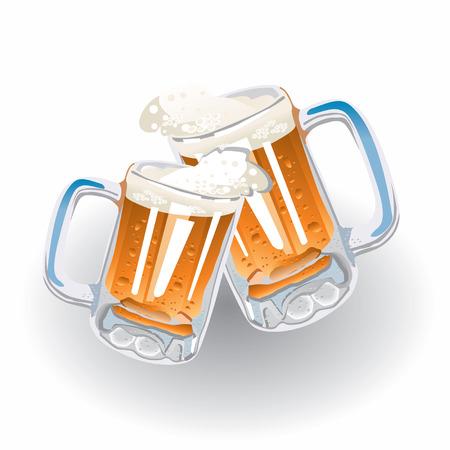 cerveza negra: A�o Nuevo Diversi�n Antecedentes (editable vector o imagen jpeg) - editable vector o imagen JPEG  Vectores