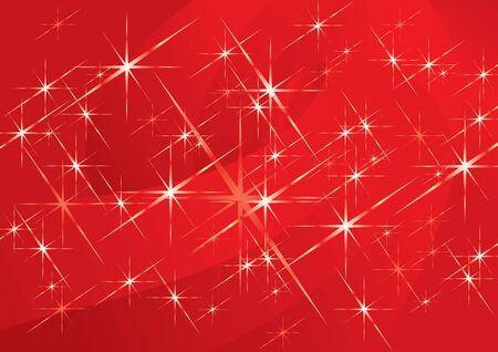 Christmas Magic Background  Vector