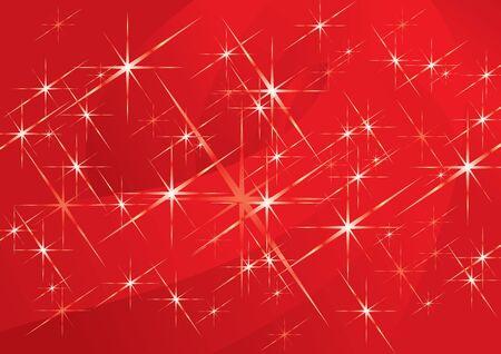 Christmas Magic Background  Vector