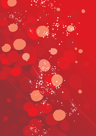 Christmas Magic Background  Stock Vector - 1729523