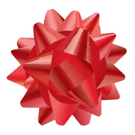 Gift Bow (vector or XXL jpeg image) Stock Vector - 1896046