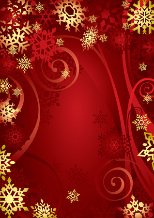 Christmas Snowflakes Stock Vector - 1986381