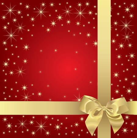 Magic Present (vector or XXL jpeg image) Stock Vector - 2086595