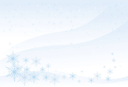 Winter Background (vector or XXL jpeg image) Stock Vector - 2110154