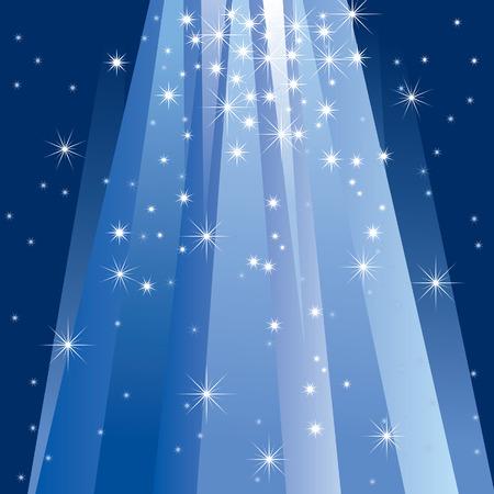 shining light: Magic Light (vector o XXL imagen jpeg)
