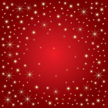 Magic Stars (vector or XXL jpeg image) Illustration