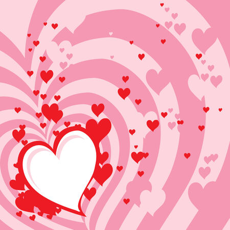 Valentine's Background With Space For Text (vector or XXL jpeg image) Stock Vector - 2449253