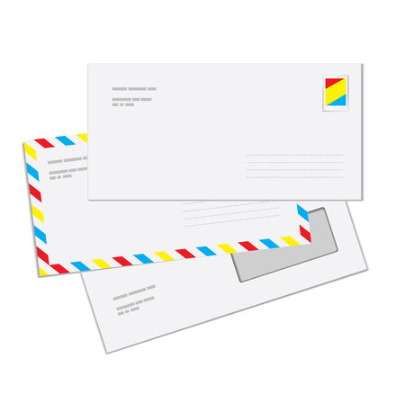 Mail Envelopes Vector