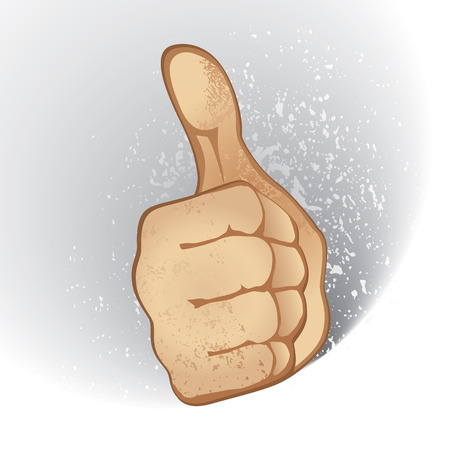 approvement: Thumb Up Gesture