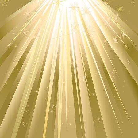 effect: Magic Light Illustration