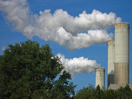 industrie: Pollution of the environment