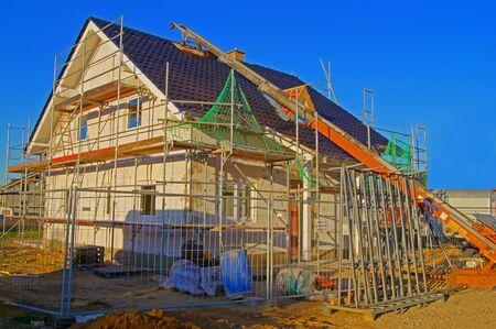 housebuilding: Shell