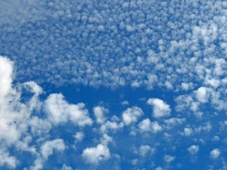 fleecy: Fleecy clouds