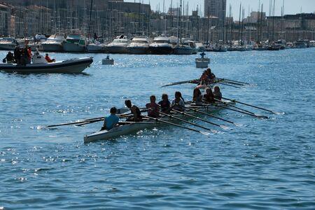 rowing boat: Rowing boat