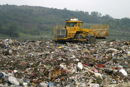 refuse collection overview photo