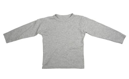 close up of on a t shirt on white background with clipping Stock Photo - 4983518