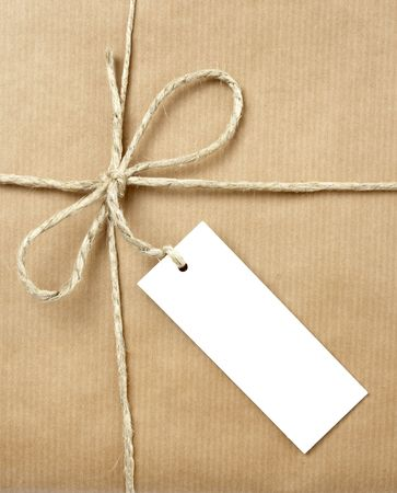 close up of carton  box  post package Stock Photo - 5223546