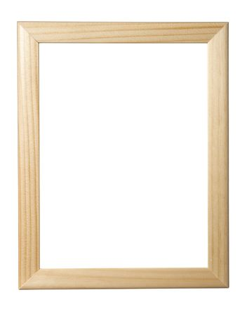 burnt wood: wooden frame for painting or picture