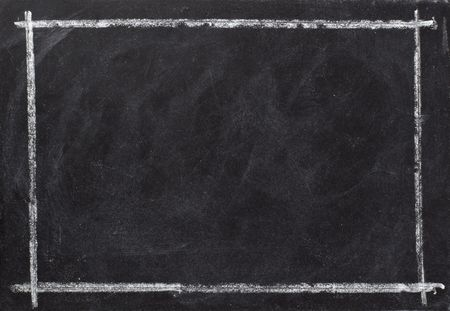 closeup of chalkboard  Stock Photo - 6353236