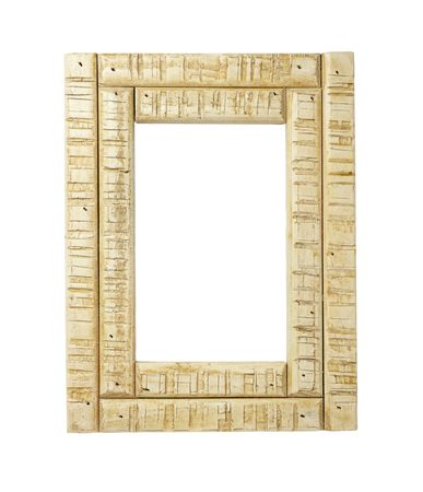 wooden frame for painting or picture photo