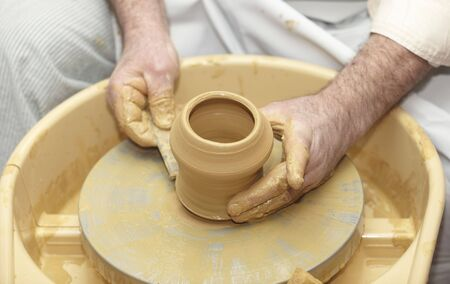 pottery close up Stock Photo - 6423673