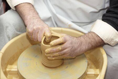 pottery close up Stock Photo - 6486132