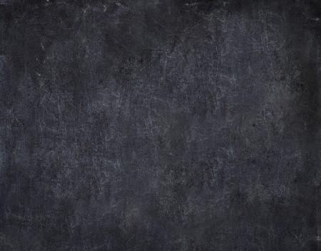 chalk board: close up of a black dirty chalkboard