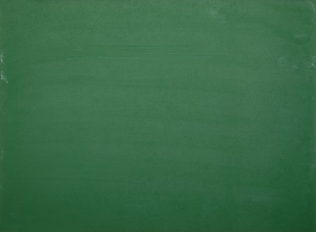 white chalks: close up of an empty  chalk board