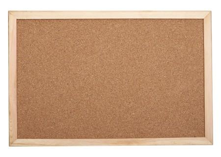 tack board: cerca de un fondo de textura de placa de corcho