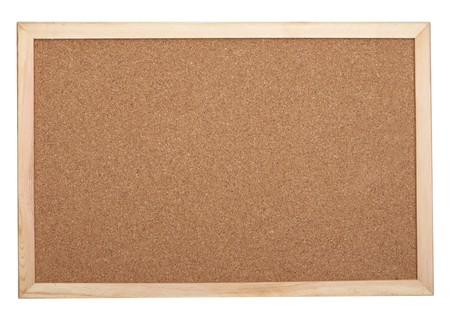 note book: close up of a cork board texture background