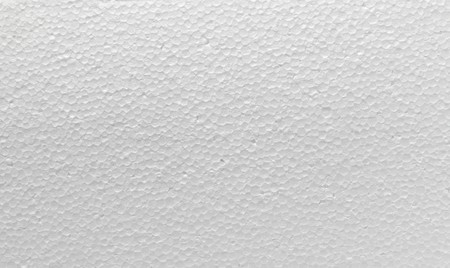 breakable: close up of a  styrofoam structure  background Stock Photo