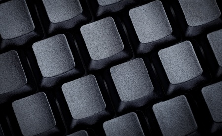 close up of words on computer keyboard photo