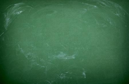 close up of an empty school chalkboard Stock Photo - 8572372
