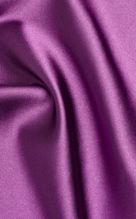 close up of purple silk textured cloth background Stock Photo - 8572367
