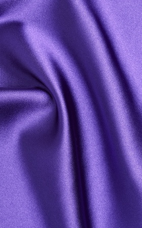 close up of purple silk textured cloth background Stock Photo - 8619288