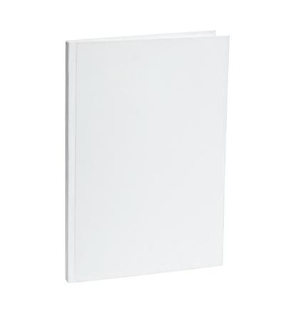 portadas de libros: cerca de un port�til blanco en blanco sobre fondo blanco