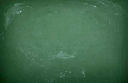 close up of an empty school chalkboard Stock Photo - 9071366