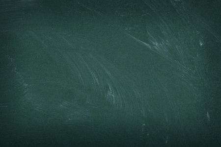 close up of an empty school chalkboard Stock Photo - 9071365