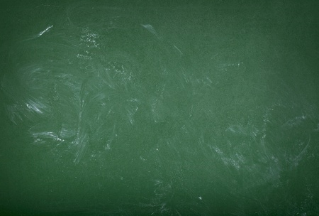 close up of an empty school chalkboard Stock Photo - 9238087