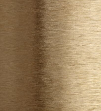 close up of a golden metal background photo