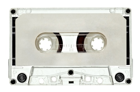 close up of vintage audio tape  Stock Photo - 11554692