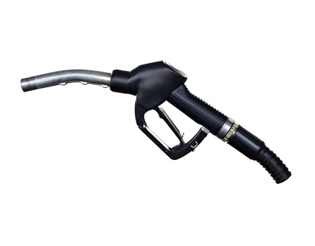 octane: close up of a gas station