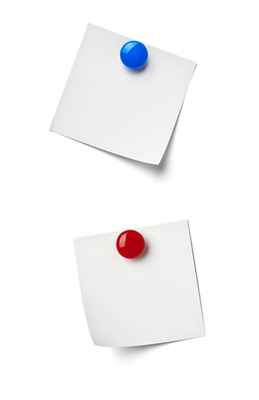 attachments: close up of reminder on white background refrigerator