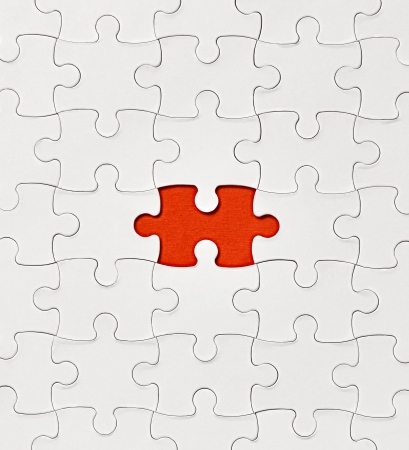 close up of a puzzle game parts Stock Photo - 18461566