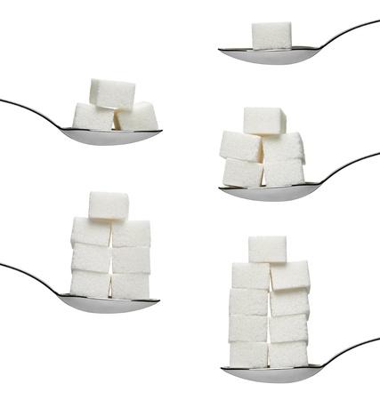 remolacha: terrones de az�car en aspoon