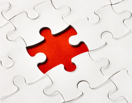 close up of a puzzle game parts Stock Photo - 19121642