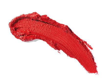 close up of  vaus lipsticks  on white background Stock Photo - 24353557