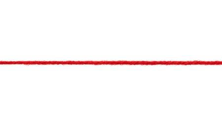 hilo rojo: cadena de la lana