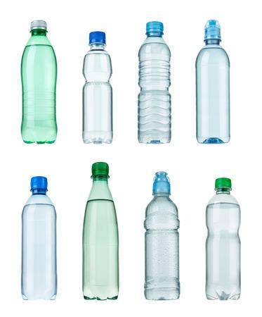 agua purificada: cantimplora